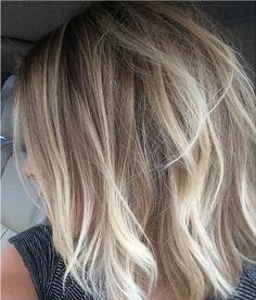 Kaitlynn Carter Haircut