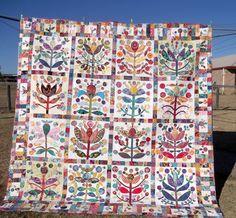 blogger's quilt festival | Little Birdie Quilting Studio