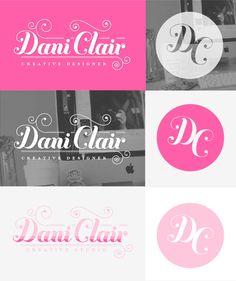 daniellecomstock.com branding/logo ideas part #2.