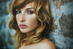 oil painting on canvas by fabiano millani by *fabianoMillani on deviantART