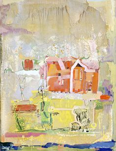 Artist: Ligia Macovei Style: Expressionism Genre: symbolic painting Famous Words, Pen And Watercolor, Art Database, Ways Of Seeing, Boat, Symbols, Fine Art, Landscape, Expressionism