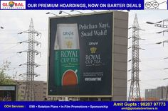 Barter deals on outdoor medium of #advertisement across #mumbai and PAN India presence.  #OOH #advertising #campaign #advertising