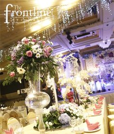The wedding of gunawan felicia novotel surabaya decorated by eden the wedding of denny yennykowloon palace decorated by eden decoration junglespirit Image collections