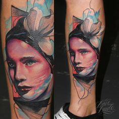 Dave Paulo Tattoo