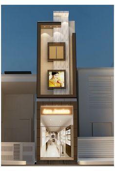 Office Building Architecture, Retail Architecture, Architecture Design, House Outer Design, House Front Design, Jewellery Shop Design, Jewellery Showroom, Showroom Interior Design, Modern Home Interior Design