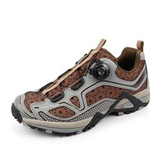 Clorts Mens BOA Performance Trail Running Shoe Athletic Speed Trainer Training Shoe Brown 3F019D US95 * Read more reviews of the product by visiting the link on the image.(This is an Amazon affiliate link)