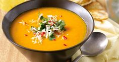 This is how you take pumpkin soup up a notch...