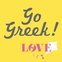 Panhellenic Love!