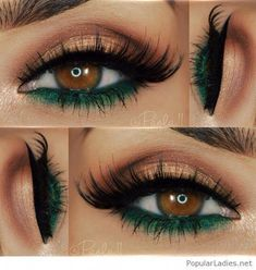If you want to enhance your eyes and improve your attractiveness, having the very best eye make-up techniques can really help. You want to be sure you put on make-up that makes you look even more beautiful than you already are. Eye Makeup Tips, Smokey Eye Makeup, Skin Makeup, Eyeshadow Makeup, Makeup Inspo, Makeup Inspiration, Makeup Ideas, Makeup Tutorials, Makeup Products