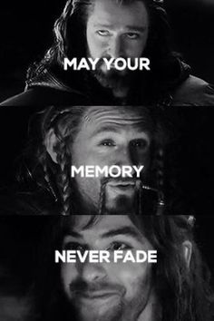 May your memory never fade ...wow ok I didn't need my heart anyway.