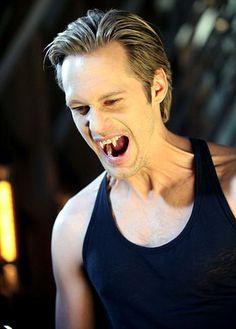 Alexander Skarsgard: True Blood's Sexiest Vampire
