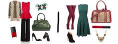 Cocktail Celebrations Holiday Party Attire 2014 #holidaygiftguide