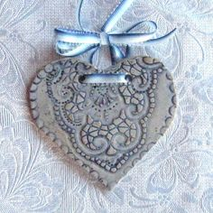 Handmade Pottery Decoration Wall Art Blue Ceramics Stoneware Clay. This just makes me smile.