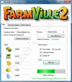 Latest FarmVille 2 Hack Free Download By Hacker's Content http://www.hackerscontent.com/