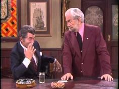 Foster Brooks and Dean Martin - Drunk pilot (corrected video aspect) - YouTube
