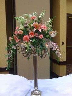 Beautiful Centerpiece by Christopher