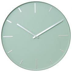 Karlsson Belt large wall clock in mint hardtofind.com.au