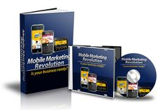 Mobile Marketing Revolution -   The Mobile Marketing multi media training is possibly the best training you could have to help you find your way around the mobile marketing landscape. It consists of an ebook and videos of the ebook for those who are visual learners. Here is what you will learn...
