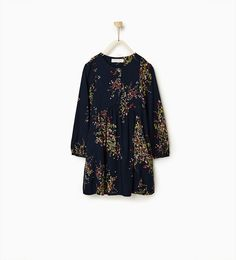 Floral dress-DRESSES AND JUMPSUITS-Girl-Kids | 4-14 years-KIDS | ZARA United States