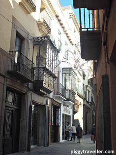 Plasencia city centre. Extremadura (Spain). http://www.piggytraveller.com/plasencia-in-pictures/