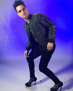 The one and only Brendon Urie!
