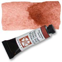 Rose Madder Genuine (NR9) 15ml Tube, DANIEL SMITH Extra Fine Watercolor