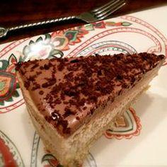 Tiramisu Chocolate Mousse Yummy Treats, Sweet Treats, Yummy Food, Just Desserts, Dessert Recipes, Gourmet Desserts, Plated Desserts, Drink Recipes, Cake Recipes
