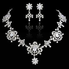 Swarovski Crystal jewelry wwwhgaccessoriescoza Hayley Goodrich