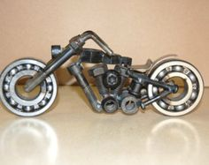 Spark Plug Indy Formula One Type Race Car by AjaxMetalWerx on Etsy More