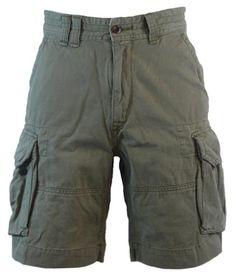Polo Ralph Lauren Men's Gellar Fatigue Cargo Shorts In Green Summer Shorts Outfits, Short Outfits, Polo Ralph Lauren, Mens Fashion, Green, Clothes, Shopping, Style, Moda Masculina