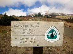 How to Walk the Pacific Crest Trail. Someday