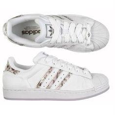 Adidas Superstar A Strass