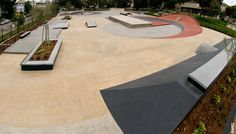 Stoner Skate Plaza – Grand Opening Today! - California Skateparks