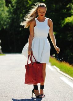 How to Chic: FASHION BLOGGER STYLE - MARTHE BORGE