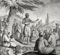 an essay on the ministry of john the baptist John the baptist this article contains a free bible study resource on the subject of john the baptist it provides facts, a biography and information about this famous biblical character for bible study.