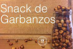 Snack de Garbanzos | Recetas Clean Eating | FitFood