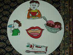Maro's kindergarten: 5 senses game  #5sencescrafts