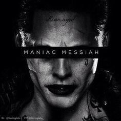 he's the satan. and my angel. Joker 2016, Dc Comics Peliculas, Badass Movie, Jared Leto Joker, Heath Ledger Joker, Joker And Harley Quinn, Dark Knight, Comic Character, Gotham
