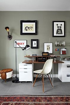 tumblr mfso7ymRpc1rqeb09o1 500 60 Cool Office Workspaces   Part 17