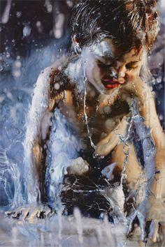 Mercury | Marilyn Minter