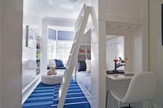 small bedroom #bunkbed