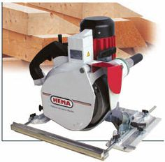 For efficient production of notches or birds mouths, lap joints, tenons, gang-cutting across the wood in one pass Must Have Woodworking Tools, Woodworking Tools For Beginners, Timber Framing Tools, Home Workshop, Metal Shop, Post And Beam, Wood Tools, Mouths, Tools And Equipment