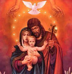La Sagrada Familia, The Holy Family