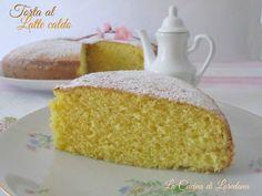Torta al Latte caldo | La Cucina di Loredana