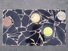 vinyl record wall art - Google Search