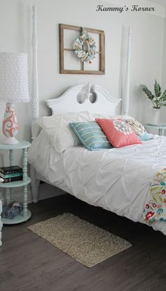 Kammys Korner: New Flooring Reveal {Master Bedroom}
