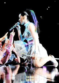 The Prismatic World Tour: Raleigh, North Carolina - International Smile, Prismatic World Tour, Smurfette, Big Music, Grammy Nominations, Killer Queen, She Song, Teenage Dream, Documentary Film