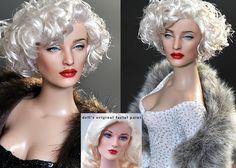 Doll Repaint - Madonna by noeling.deviantart.com on @deviantART