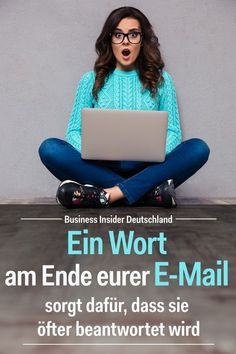 Ihr seid auf der Suche nach Tipps und Tricks zum Thema E-Mail? Wir verraten euch… You are looking for tips and tricks about e-mail? We'll tell you what word you should use to finish your email to increase your response rate! E-mail Marketing, Content Marketing, Online Marketing, Business Marketing, Online Business, How To Start A Blog, How To Make Money, Mama Blogs, Extra Money