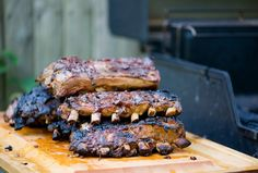 Grandpa's Coca-Cola Ribs...in honor of Father's Day and the world's best dad!